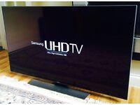 65in SAMSUNG - UHD (4K) - SMART 3D LED TV Wi-Fi, FREEVIEW/SAT HD - VOICE CTRL- WARRANTY