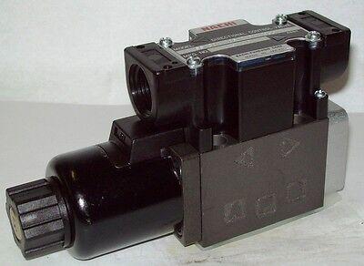 D03 4 Way 42 Hydraulic Solenoid Valve Iw Vickers Dg4v-3--wl-g 12 Vdc