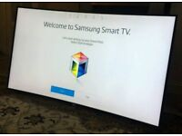 55in Samsung CURVED 3D 4K SMART TV [NO STAND]
