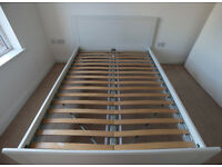 Ikea Brusali Double Bed Frame