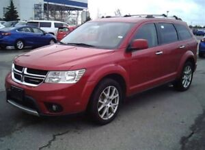 2016 Dodge Journey RT AWD CUIR+ECRAN+A/C 3ZONES+MAGS