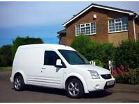 Ford Transit Connect 1.8tdci - Side Loading Hi Top Van