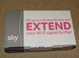 Brand New boxed SKY WIFI range extender