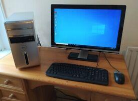 Refurbished Dell Inspiron 531 Desktop PC (Win 10 Pro, Office Pro Plus, 3GB RAM, 1TB HDD)
