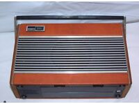 Radio Roberts RP26 AM/FM 3 Band Mains Battery Preset Radio+Mains lead