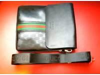 Black Designer Bag/Pouch