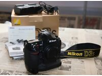 Nikon D3s camera body in great condition