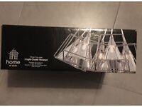 Titan pendant light fitting / pendant