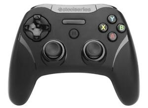 NEW SteelSeries Stratus XL, Bluetooth Wireless Gaming Controller for Apple TV and iOS Devices
