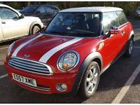 MINI Hatch 1.6 Cooper 3dr RED