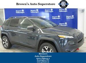 Jeep Cherokee 4WD 4dr Trailhawk