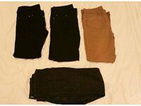 4 x Pants / Jeans