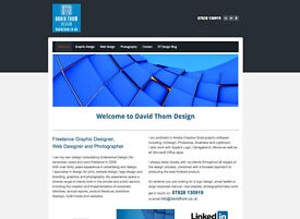 GRAPHIC DESIGN, WEB DESIGN AND PHOTOGRAPHY SERVICES