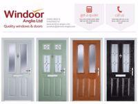 Double glazed windows and doors, bi folding doors, composite doors and fascias