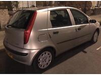 2001 Fiat Punto, 1.2 Petrol, Automatic - Long MOT