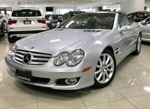 2007 Mercedes-Benz SL-Class SL550 NO ACCIDENT CONVERTIBLE CERTIF
