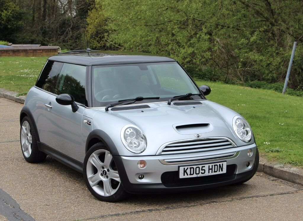2005 mini cooper s only 69k miles new mot fresh service rare 5 stamps hpi clear in. Black Bedroom Furniture Sets. Home Design Ideas