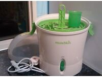 Munchkin Steam Guard Electric Steriliser £15 ONO