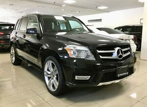 2012 Mercedes-Benz GLK-Class 4MATIC|NO ACCIDENT|CERTIFIED|1YR WA