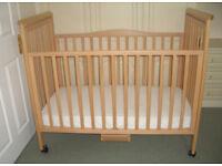 Bedside COT - Excellent Condition
