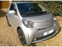 Toyota IQ for sale - 2010. Excellent fuel economy, £0 Road Tax and cheap car insurance.