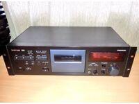 TASCAM 130 3-Head Cassette Deck