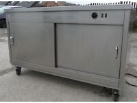 catering equipment / HOT CUPBOARD / plate warmer (1.5m)