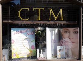 Treatment room for hire at CTM Beauty Specialist