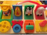 Fisher-Price baby's toy.