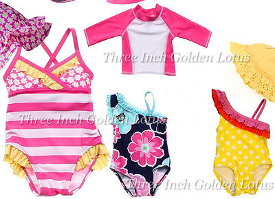 CLEARANCE!~Cute Baby/Infant Toddler Girls Boys~Swimsuit /Bathing Suit /Rashguard - Toddler Girl Swimwear Clearance