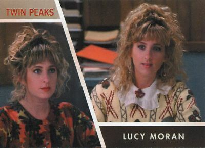 Twin Peaks 2018 Character Chase Card CC12 Kimmy Robertson as Lucy Moran