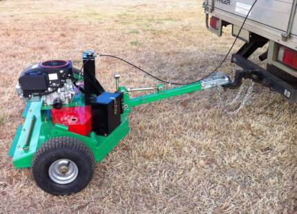 Tow Along Mower, ATV or car-towable, Slasher Uleybury Playford Area Preview