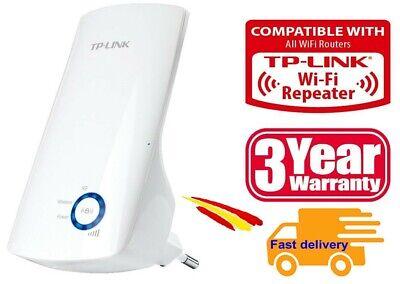 TP-Link N300 Tl-WA850RE - Repetidor Extensor de Red WiFi 2.4 GHz, 300...