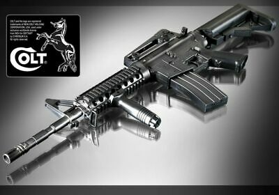 [Academy] #17407 M4A1 R.I.S. Electric PowerGun 6mm Airsoft Military Toy