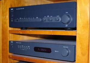 NAD Stereo Amplifier and Tuner