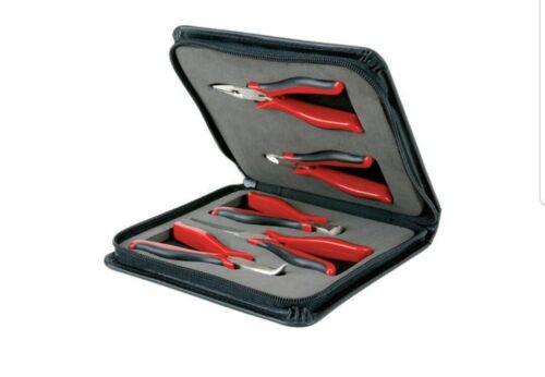 Craftsman 9 45671 5 Piece Soft Grip Mini Precision Pliers Se