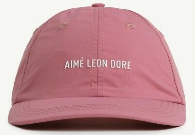 Aimé Leon Dore/ALD Nylon Sport Hat Heather Rose (Pink) NEW