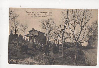 Gruss Aus Woisbergholzen Germany 1922 Postcard 151b