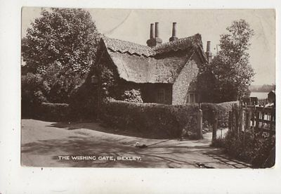 The Wishing Cafe Bexley Kent Vintage RP Postcard