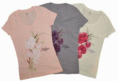 Tommy Hilfiger Damen T-shirts (Damen Tommy Hilfiger T-Shirts NEU!!!)