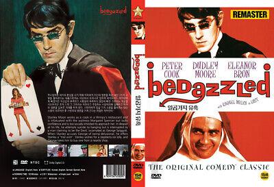 Bedazzled (1967) - Stanley Donen, Peter Cook, Dudley Moore  DVD NEW