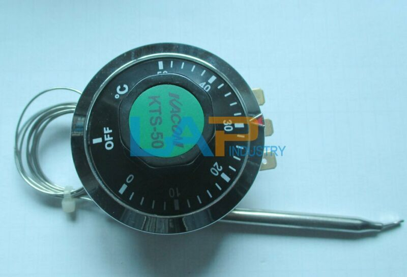 1PCS For KACON temperature control switch KTS-50 KTS50