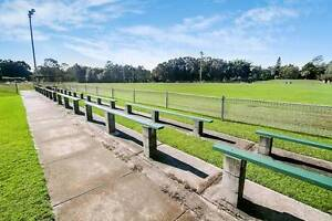 Caloundra Rugby League Sponsorship Fence Perimeter Signage Golden Beach Caloundra Area Preview