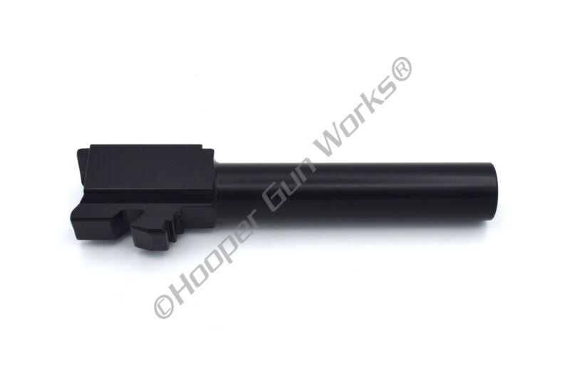 Factory Seconds - G19 Black Nitride Barrel for Glock 19 OEM - 9mm - Made in USA