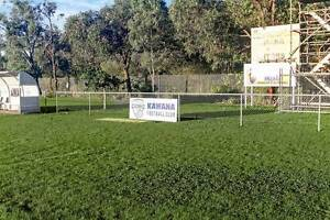 Kawana Football Club Perimeter Fence Signage Kawana Rockhampton City Preview