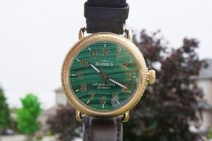 MENS SHINOLA WATCH BEST VALUE FIRST COME FIRST SERVE