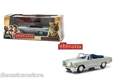 Greenlight Hollywood Series Hangover 1969 Mercedes Benz 280 SE Conv 1/43  86461