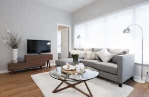 Brand New 2 bedrooms downtown Victoria at Yello on Yates!