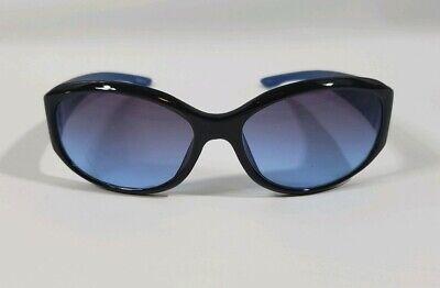 Liz Claiborne Sunglasses Black With Blue Backing (Liz Sunglasses)