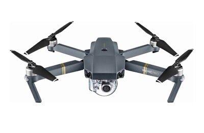 DJI - Mavic Pro Quadcopter with Far-away Controller - Gray